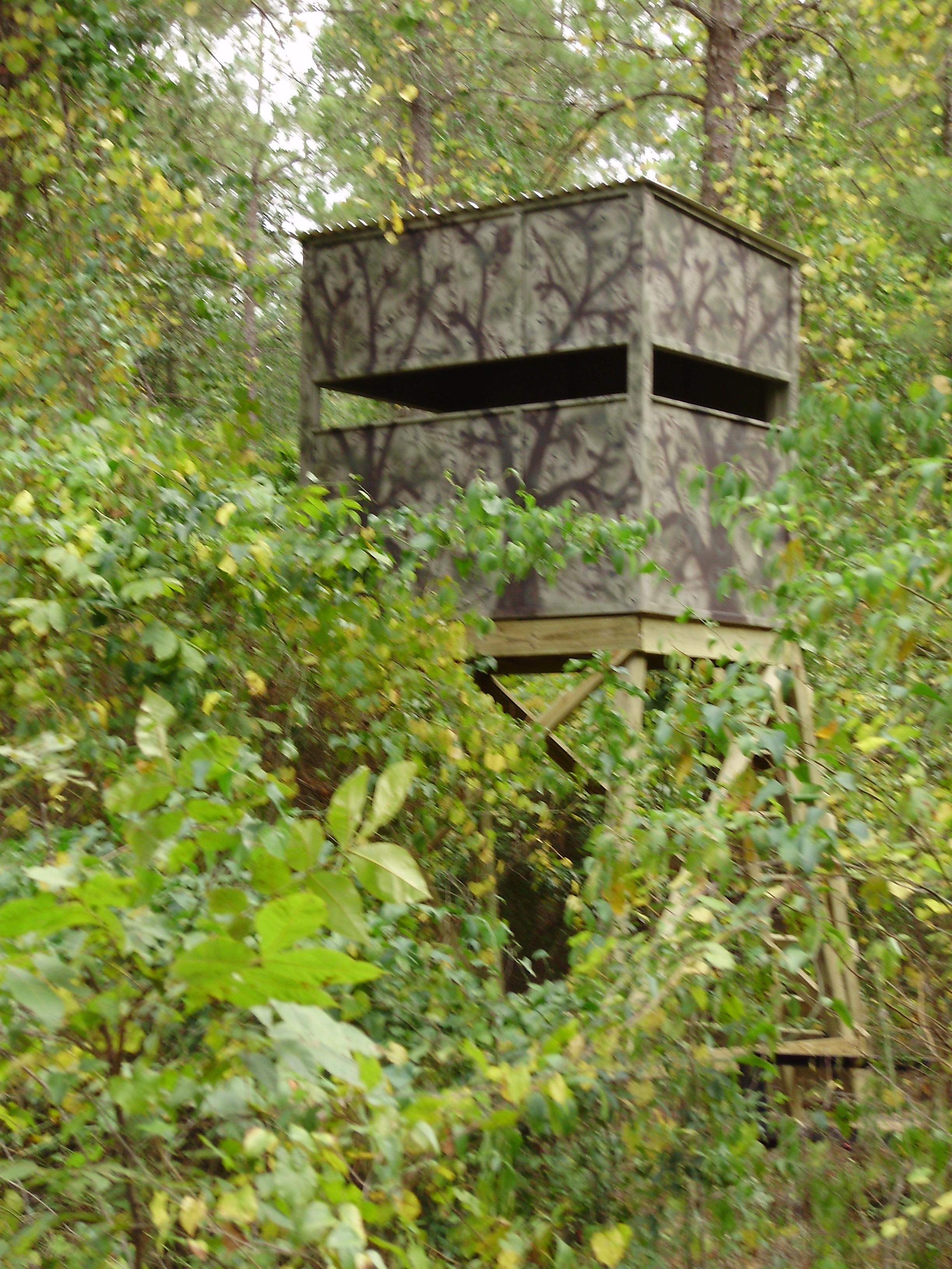 Deer Stands Pluc Outdoors